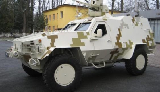 На українські БТР будуть ставити німецькі двигуни