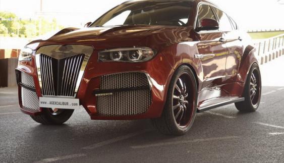 Замовив, але не забрав: найжахливіший BMW X6 продається за 100 000 доларів