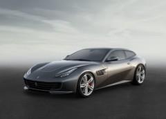 Ferrari презентувала заміну для FF