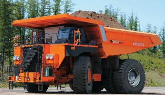 Найбільші вантажівки світу