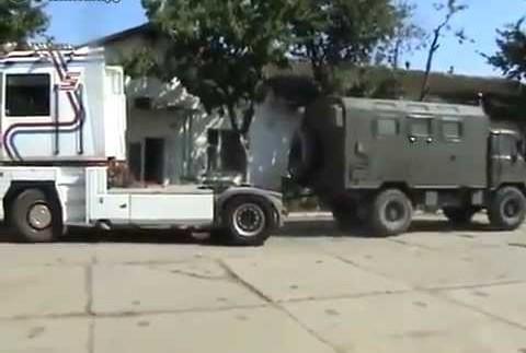 Повний привід проти потужності: ГАЗ 66 проти Renault Magnum