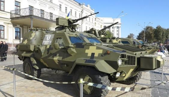 "Бронеавтомобіль ""Дозор-Б"" проти КрАЗ ""Кугуар"""
