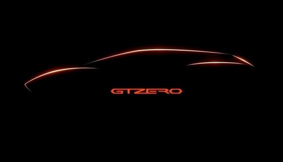 Нове зображення концепту Italdesign GT Zero