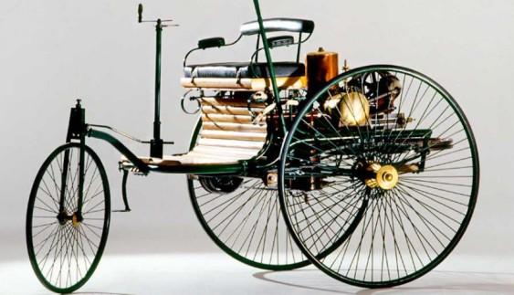 Яким був перший автомобіль