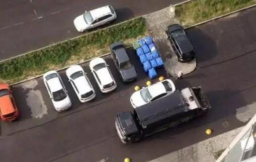 Запропоновано ефективний і законний спосіб боротьби з «героями парковки»
