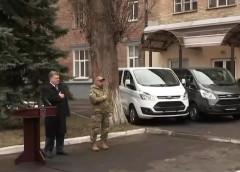 Спецназ НАБУ отримав новенькі Ford і не тільки