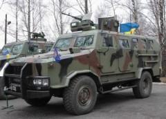 Один із найзахищеніших бронеавтомобілів поступив на озброєння ЗСУ