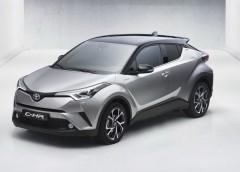Простий тест-драйв. Toyota C-HR стильний сучасний кросовер (Відео)