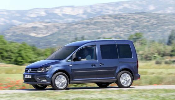 Volkswagen Сaddy отримає корисні оновлення