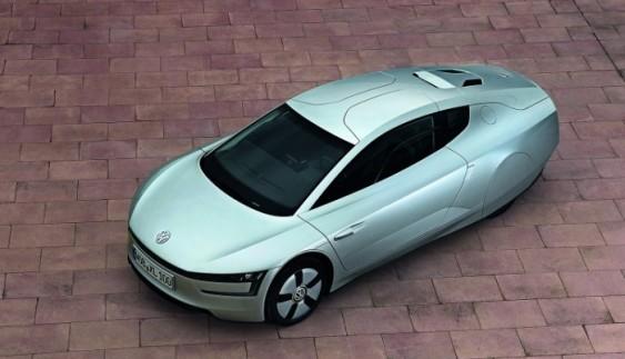 Volkswagen з витратою 3 літри на 100 км