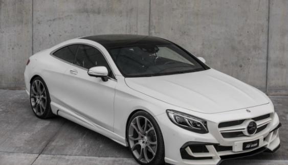 Mercedes S-Class Coupe отримав ряд косметичних покращень