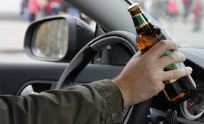 Скільки можна випити водію за кермом