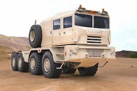 Чотиривісний 140-тонний тягач МЗКТ-741351