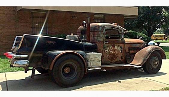 Ретрод з пікапа Dodge 1936 року