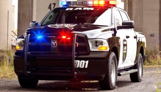 Найкрутіші поліцейські кросовери, позашляховики і пікапи