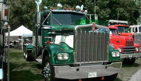 Культові американські вантажівки Kenworth
