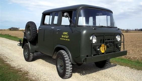 "Jeep FC – американська ""Буханка"""