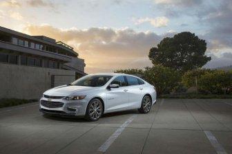 Chevrolet оголосив про випуск економічної версії Malibu Hybrid