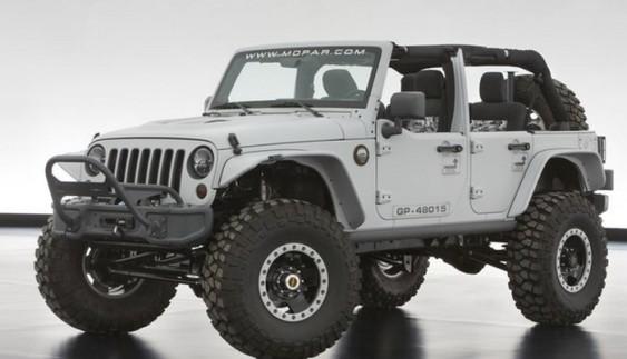 Як Jeep тестує свої позашляховики в пустелі (ВІДЕО)
