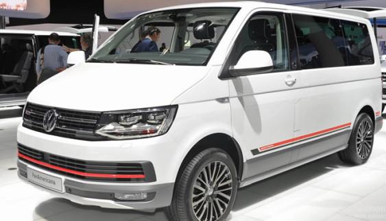 Volkswagen запускає виробництво Multivan PanAmericana