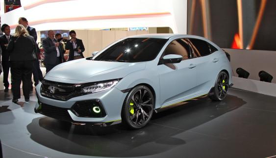 Офіційно дебютувала Honda Civic нового покоління (ФОТО)