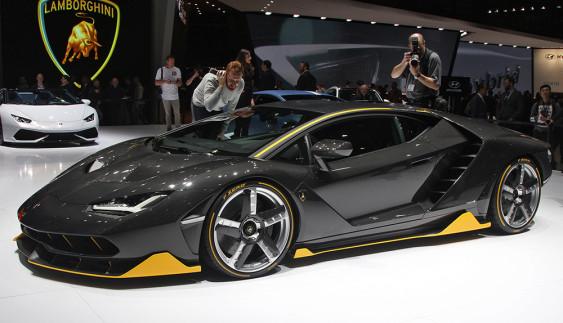 Самый крутой Lamborghini. Всего за 1 минуту
