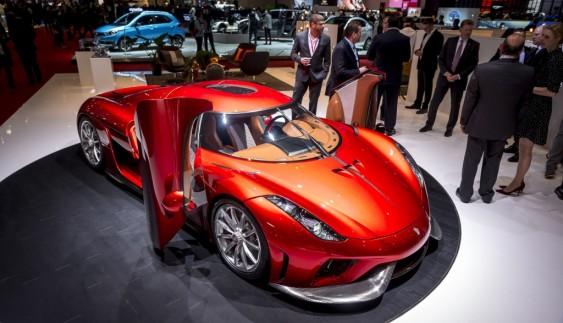 У Женеві представили новий Koenigsegg Regera