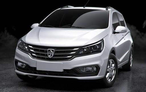 Компанії Baojun і GM створили бюджетний хетчбек