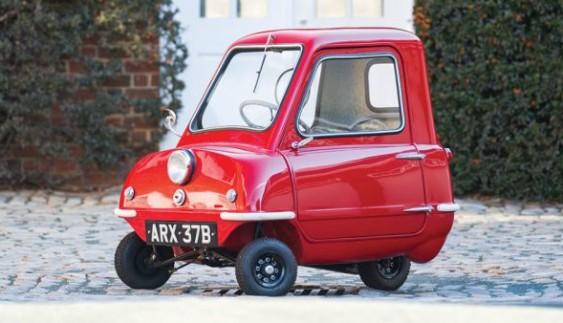 Найменший у світі автомобіль знайшов власника