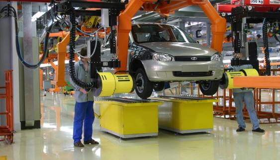 АвтоВАЗ почав випуск двигуна 1.8 (відео)