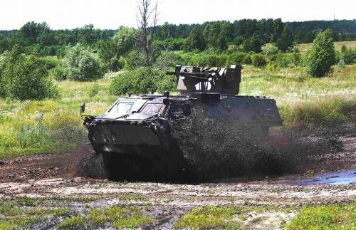 Українські БТР-4 оновили до бронемашин нового покоління