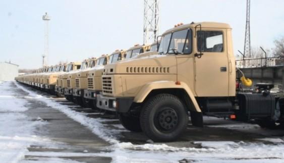 В Україні КрАЗів випускають більше, ніж ЗАЗів