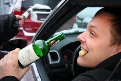 Як українці реагують на п'яного водія за кермом (відео)