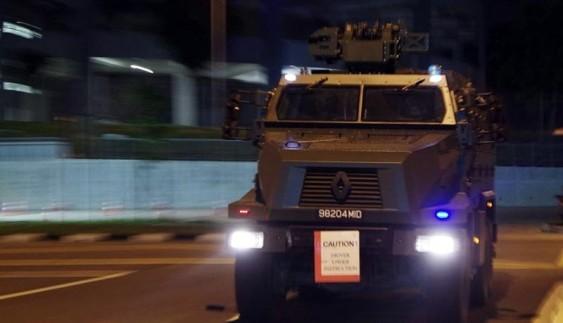 Продемонстрували новітні бронемашини Peacekeeper