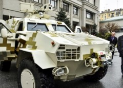 «Укроборонпром» представив характеристики «Дозора-Б» (Інфографіка)