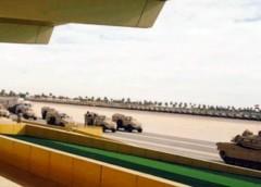 Грузинські броньовані медичні машини Didgori в Саудівській Аравії