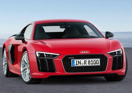 Суперкар Audi R8 отримає мотор від S4