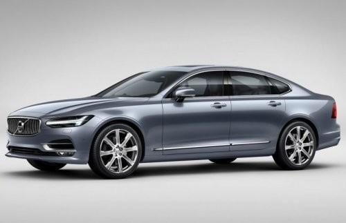Стали відомі ціни на нові моделі Volvo S90 і V90