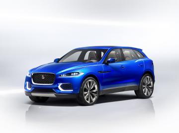 Дивовижний тюнінг нового позашляховика Jaguar (ФОТО)