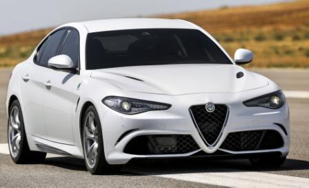 Alfa Romeo Giulia вийде в кузові кабріолет і купе