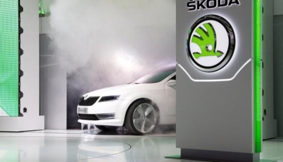 Skoda в 2015 році реалізувала рекордні 1,055 млн машин