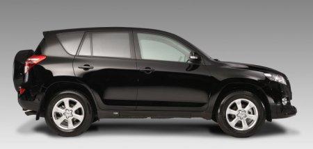 Стартувало виробництво китайської копії Toyota RAV4