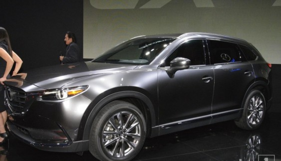 Mazda CX-9 появиться на ринку Європи