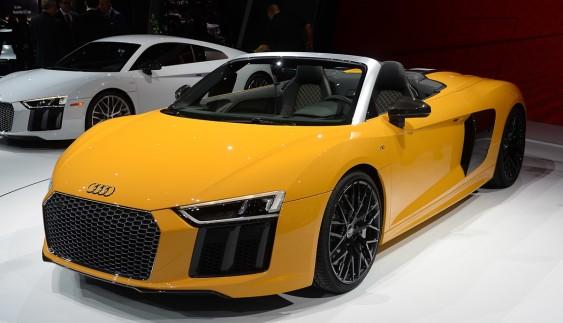 Audi представила новий родстер