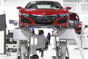Нова Honda NSX: розкрито подробиці