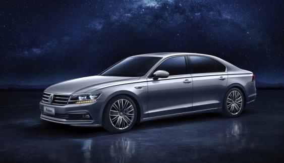 Volkswagen представив новий представницький седан (ФОТО)