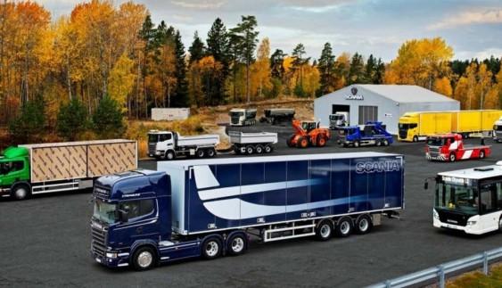 Scania і MAN об'єдналися в період кризи