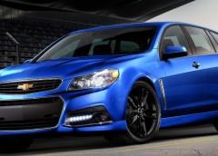 Компанія Chevrolet випустить нову версію седана SS
