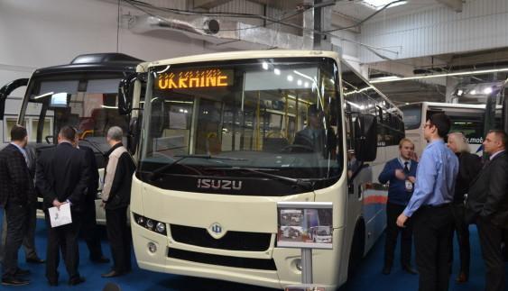 У Європі відбулася презентація українських автобусів