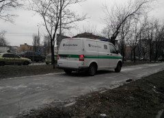 Інкасатори наплювали на ПДР і пішоходів (ФОТО)